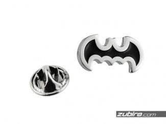 Przypinka z Batmanem