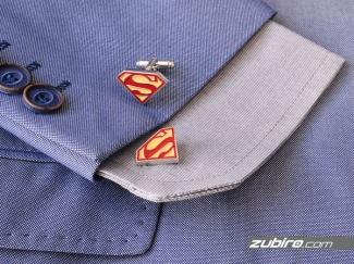 Spinki do koszuli z Superman
