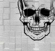 biżuteria męska z czaszkami